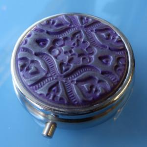 Pastillero Púrpura