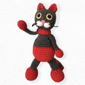Peluche Mister Cat
